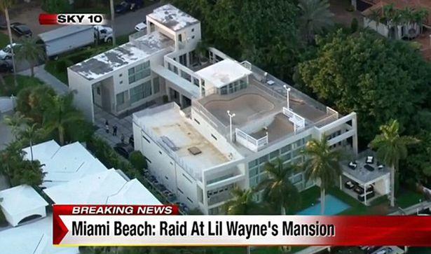 Lil Wayne House And Cars