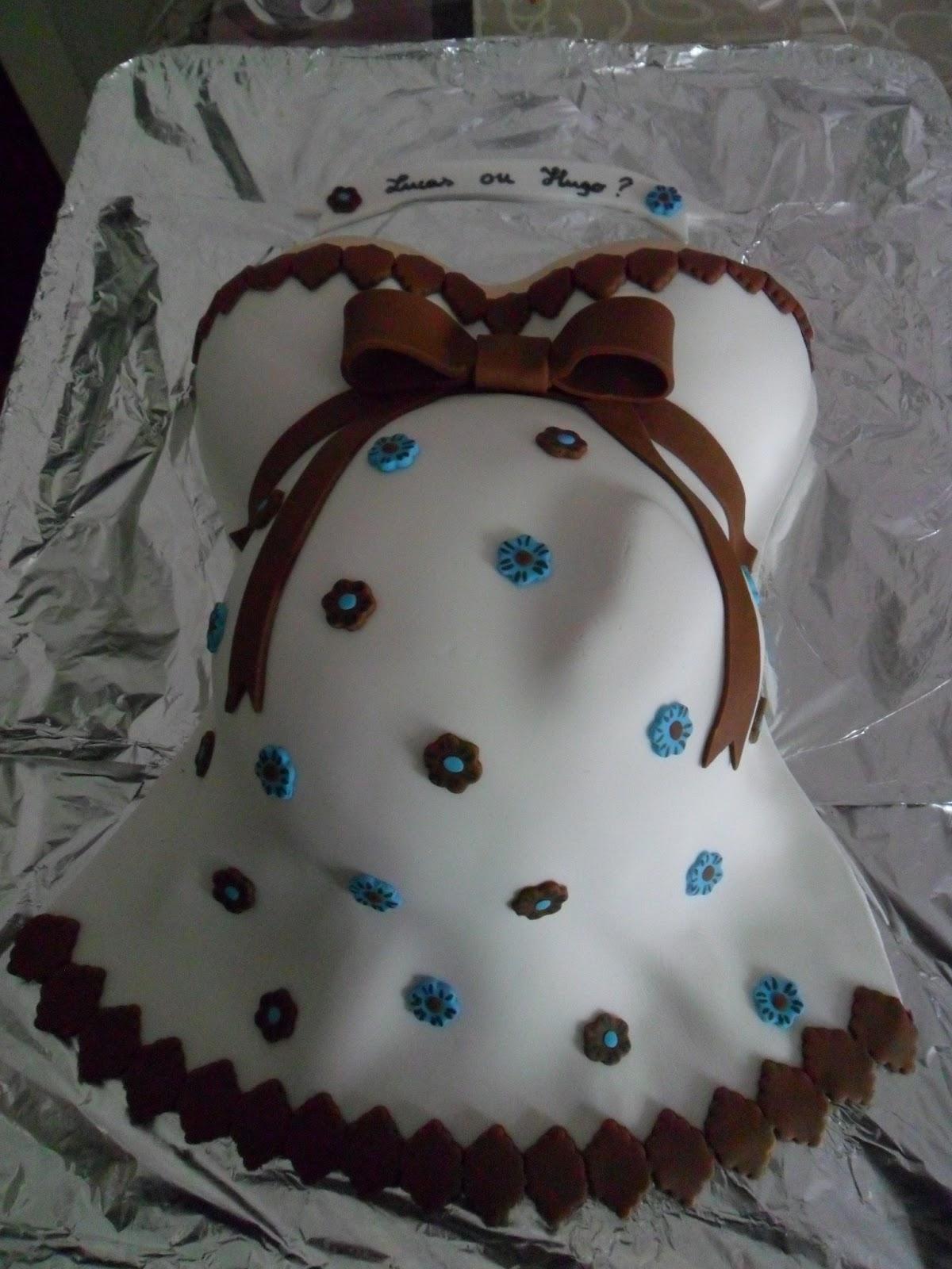 Bien connu Delicious Sugar: Gâteau Femme enceinte LZ45