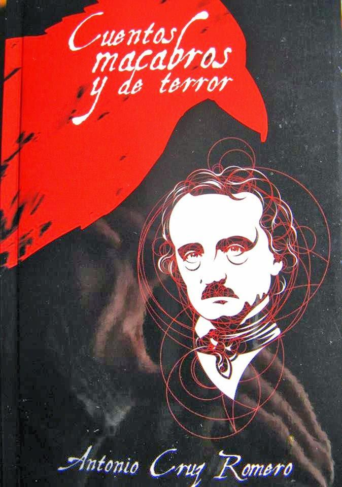 libro tres historias de terror: