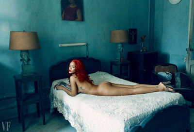 Rihanna Covers Vanity Fair (PHOTOS)