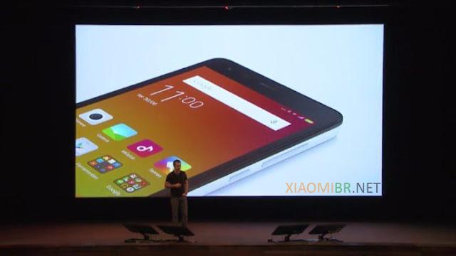 Xiaomi Redmi 2 anunciado para o Brasil - Preço e Onde comprar