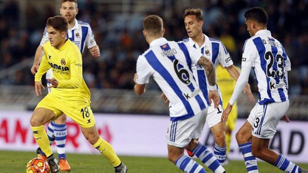 El Villarreal no dejará salir antes de tiempo a Denis Suárez