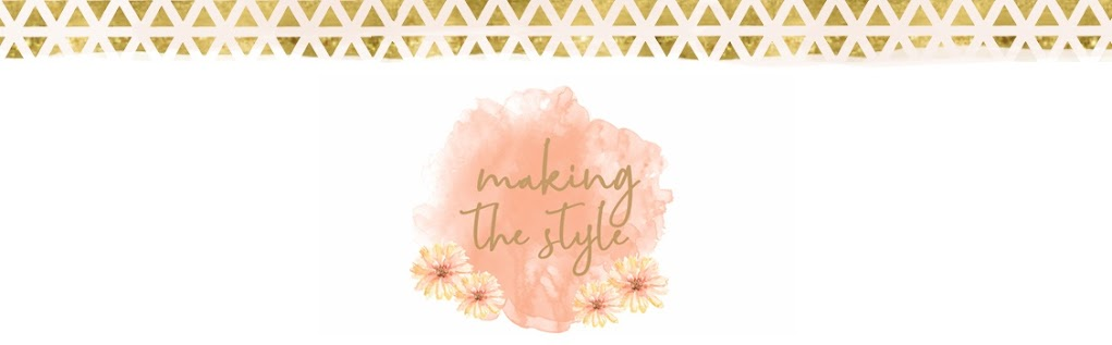 Making the style