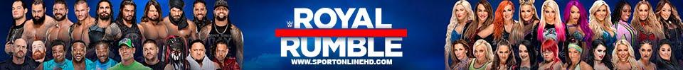 Ver WWE Royal Rumble 2018 En Vivo en HD | Ver Royal Rumble 2018 Gratis y en Español