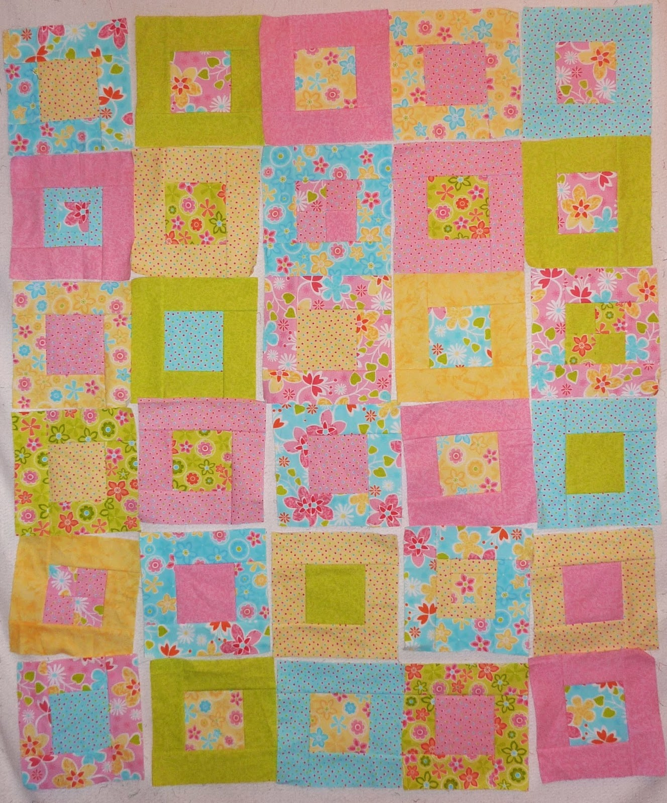 Kathy 39 S Quilts Design Wall Monday Baby Quilt