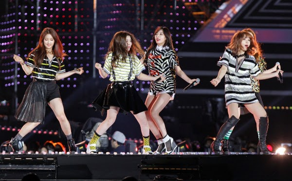 Besi Penghadang Pengudaraan Runtuh 16 Mati Di Konsert K Pop