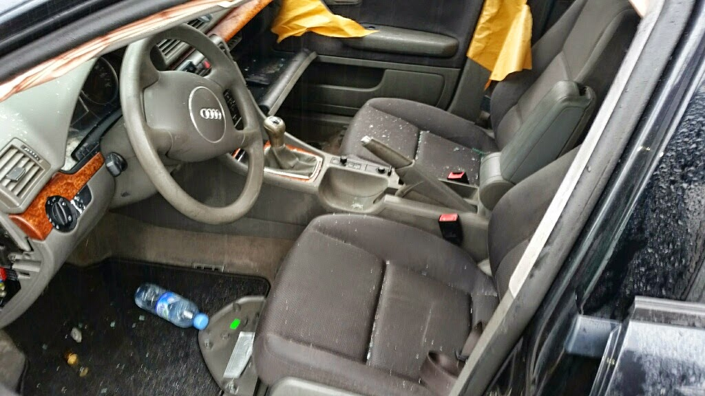 DESPIECE DE AUDI A4 1.9 TDI 130CV ( TIPO MOTOR AWX )