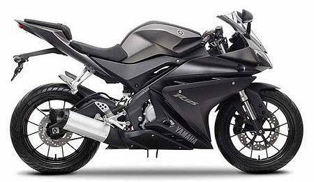 Yamaha R125 2014