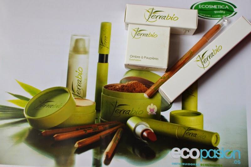 Maquillaje TerraBio