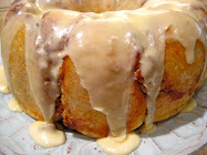 Pull~Apart Cinnamon Bread