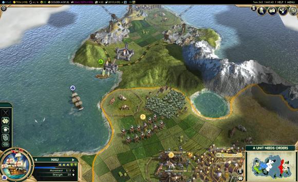 Screenshot6 Sid Meiers Civilization V: Gold Edition With Brave New World DLC + Crack Fix V3 ALI213