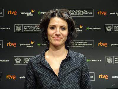 Iraia Elias - Rueda de prensa de Amama