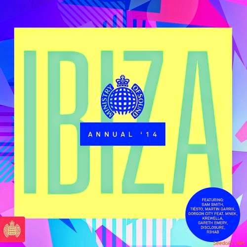 Baixar CD – Ministry Of Sound: Ibiza Annual – 2014