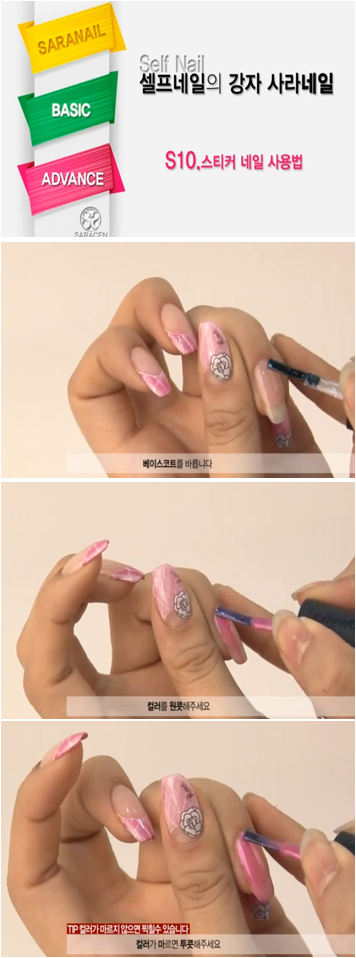 To Put Nail Stickers Nail Sticker Nail Art Also Make Your Own Nail Art ...