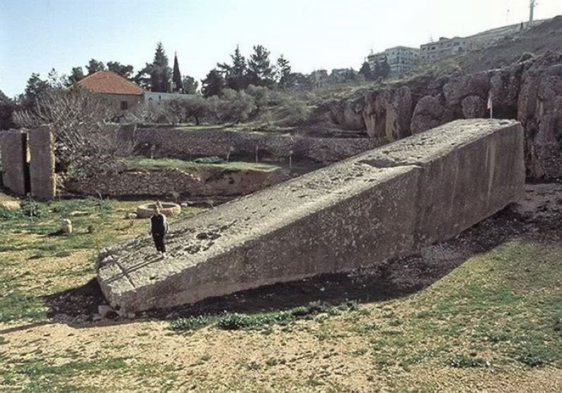 Super-megalithic Site Found In Russia