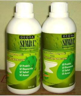 Produk Cair Pengurai Limbah Organik
