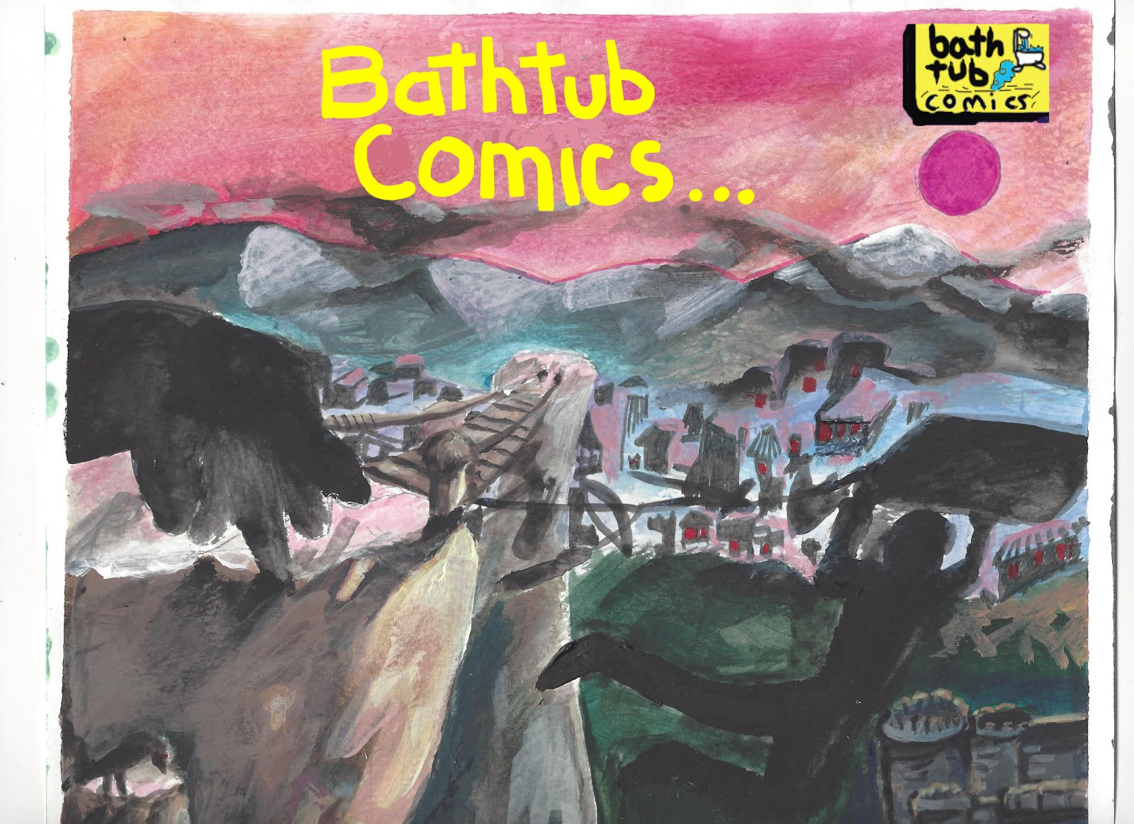 Bathtub Comics