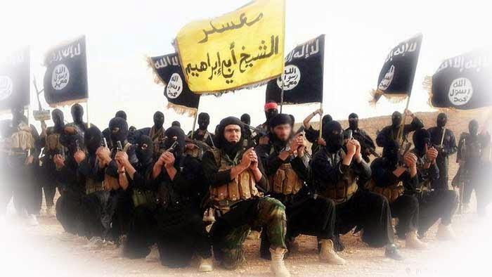 IS Islamic State IŞİD Irak Şam İslam Devleti ISIS