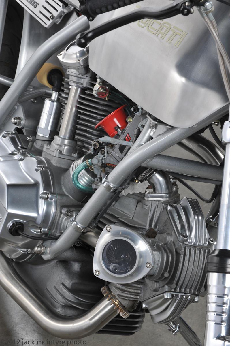 Racing Cafè: Ducati by MotoGP Werks