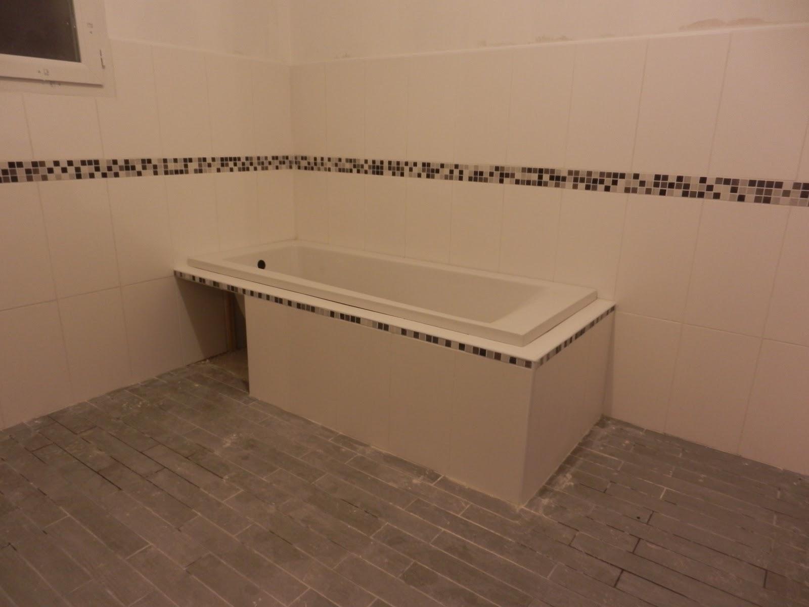 Notre projet maison for Peinture hydrofuge douche
