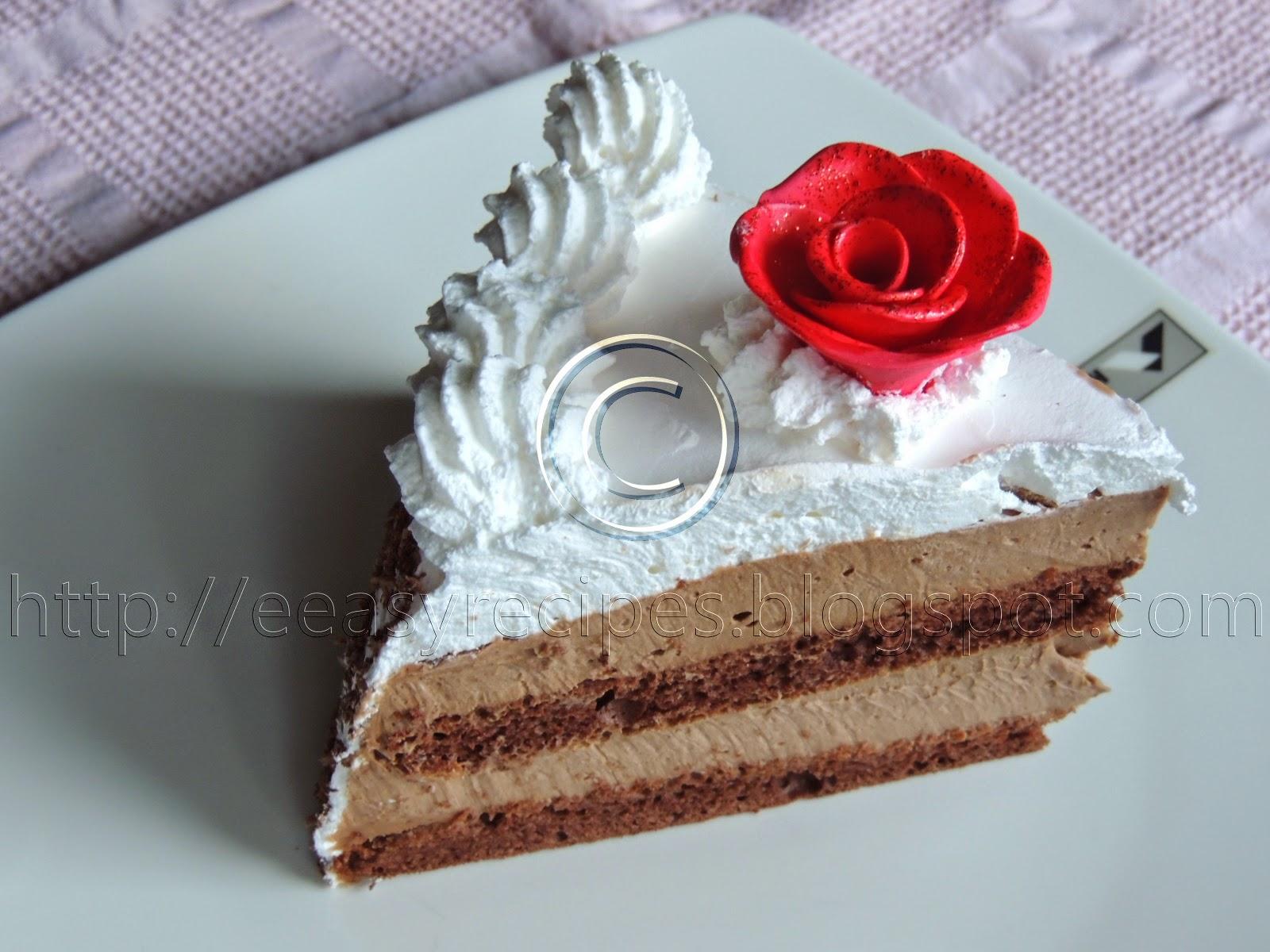 Torta sa cokoladom i pavlakom