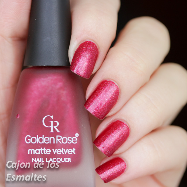 Golden Rose  - Matte Velvet 106