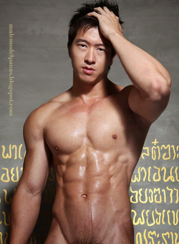 jason Chee body shirtless