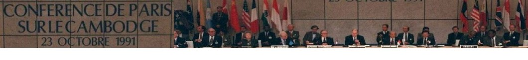 ​Paris Peace Agreements 1991