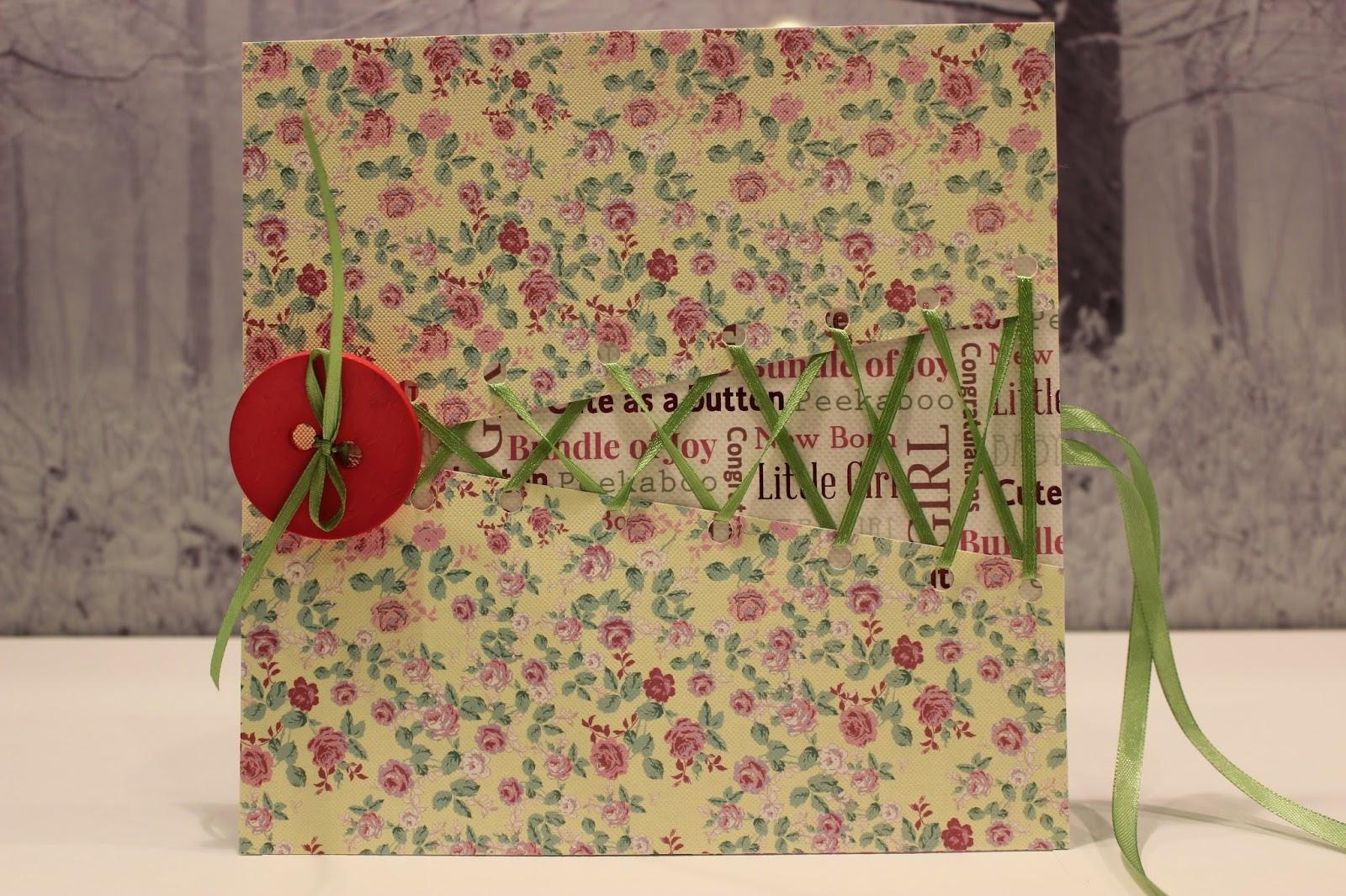 обложка для альбома скрапбукинг