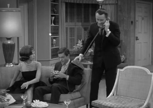 The Dick Van Dyke Show Scratch My Car And Die