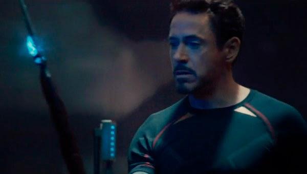 Tony Stark en el tráiler final de Vengadores: La Era de Ultron