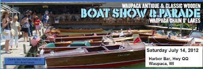 Waupaca Chain Boat Show