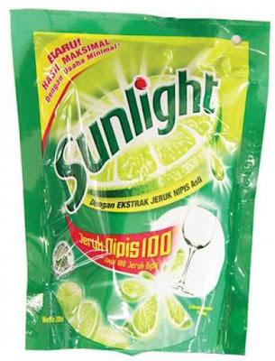 sunlight-cara-hemat-mencuci-piring
