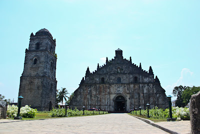 paoay+church Travel Adventures From Real Travel Adventurer
