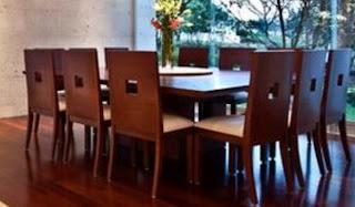 Carpinteria leonidas muebles de la mejor calidad for Comedores finos