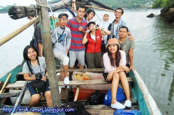 """""""Perjalanan ke Pulau Sempu Malang"""""""