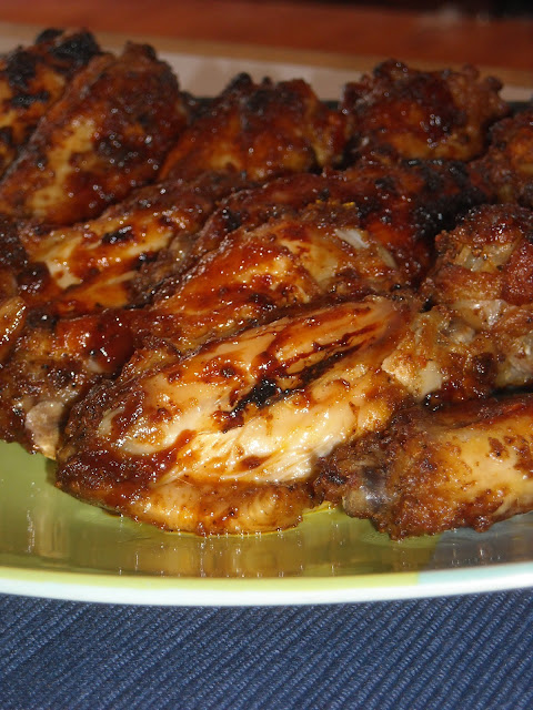 Baked Spicy Chicken Wings Recipes — Dishmaps