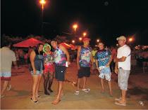 Sábado de carnaval em Ourém
