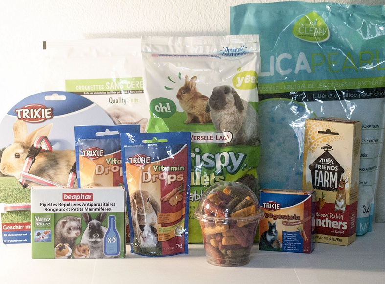 animalerie, zoomalia, caverne d'ali baba, animaux, gourmandises, chats, lapins