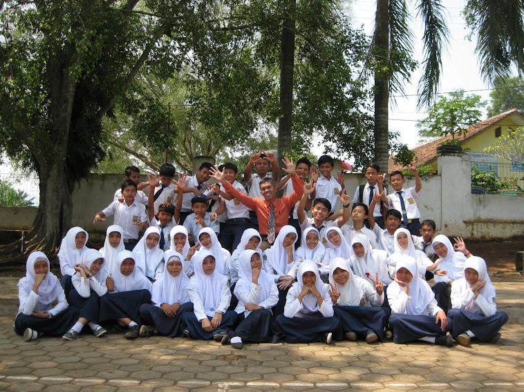 Kelas 9C Tahun Pelajaran 2011-2012