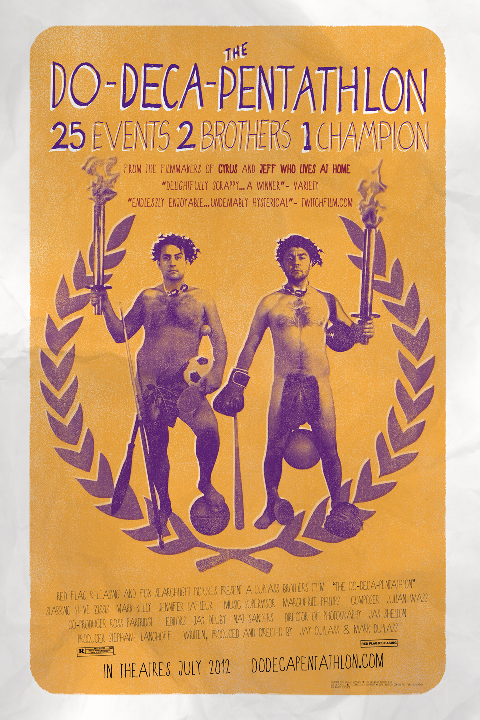 Watch The Do-Deca-Pentathlon Movie Online Free 2012