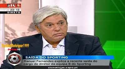 Manuel Fernandes recusou receber 1500 euros por mês no Sporting