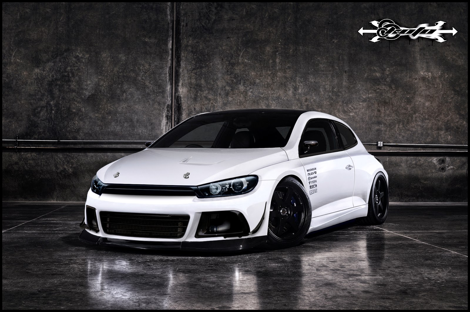 Awesome Sport Cars Volkswagen Scirocco