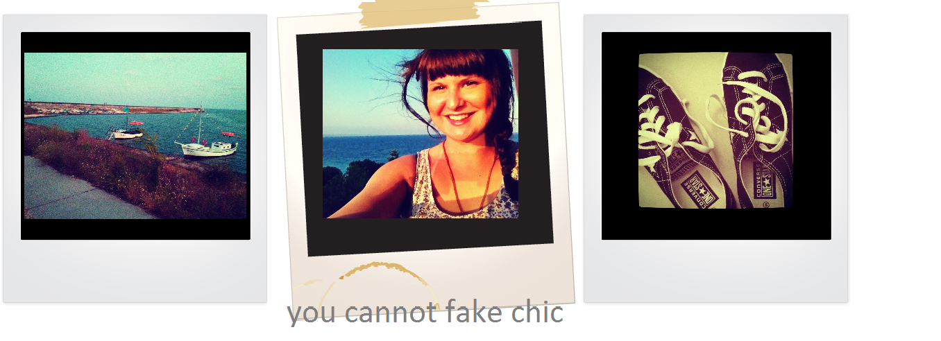 you cannot fake chic
