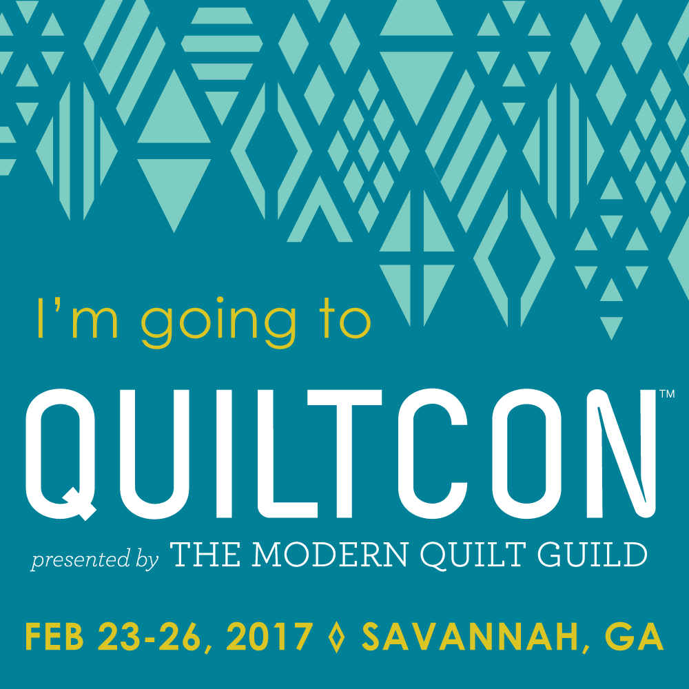 Visiting Quiltcon 2017