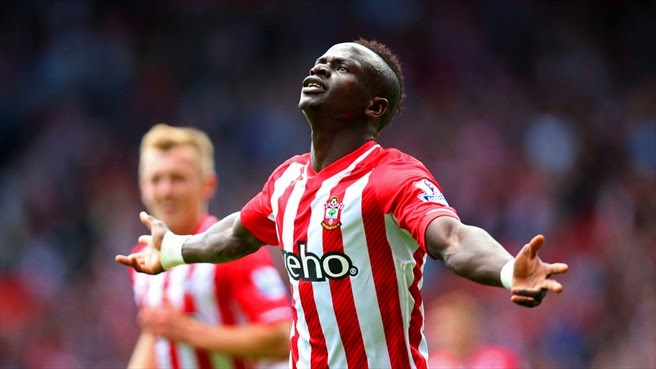 "Record in Premier League: Mané segna tre gol in 2' 56"" (VIDEO)"