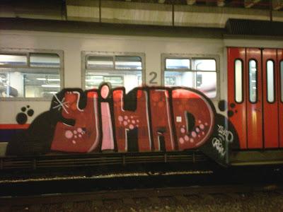graffiti Yihad