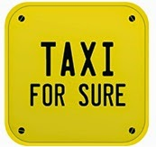 TaxiForSure First Taxi Ride Free