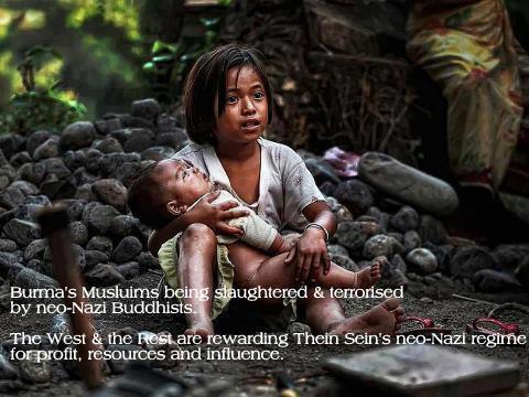 Save Myanmar Muslim Refugees