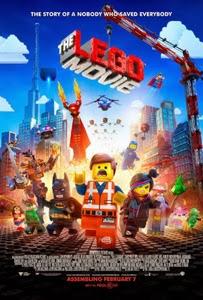 Poster original de La LEGO película